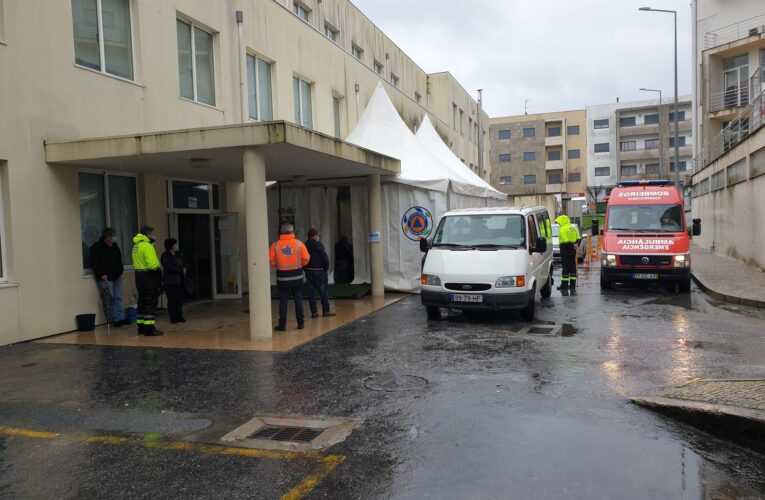 Processo de vacinação arrancou hoje em Cabeceiras de Basto