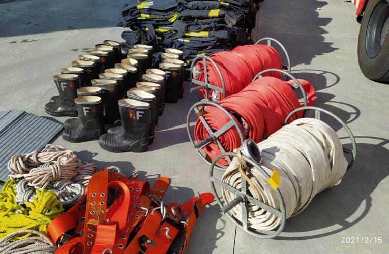 Emigrantes na Suíça doaram 70 mil euros a bombeiros de Mondim