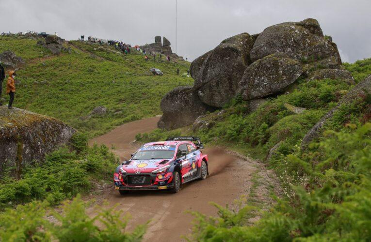 WRC RALLY DE PORTUGAL 2021