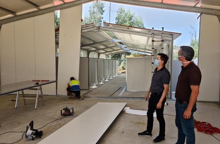 Celorico de Basto inaugura Centro de Recolha Oficial de Animais